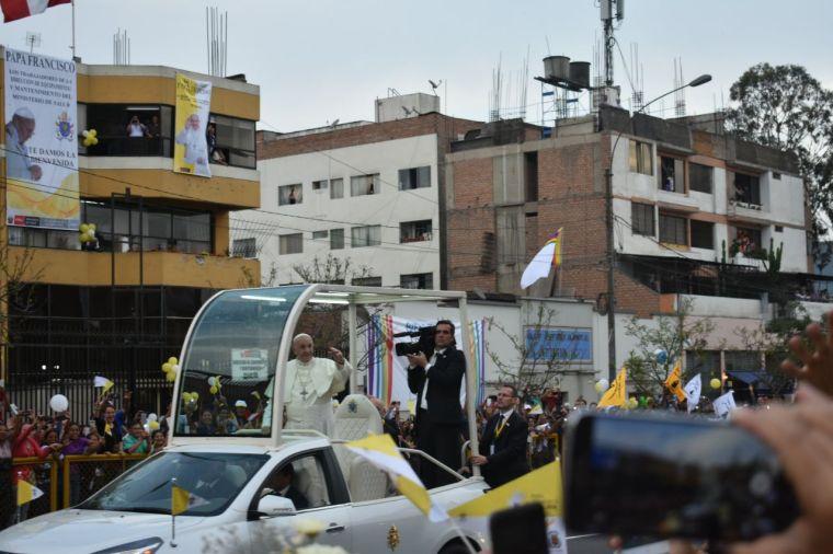 2 - Papa en av Brasil